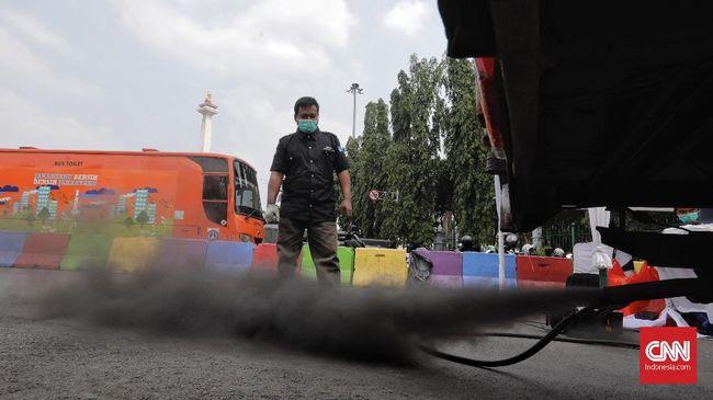 Ventilasi dan karet yang rusak bisa menjadi penyebab asap knalpot masuk ke kabin penumpang.