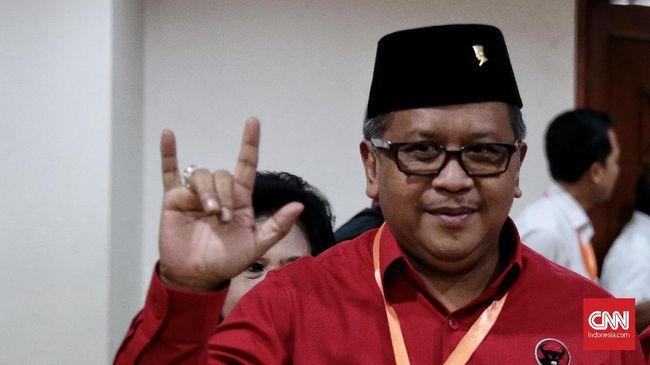 Sekjen PDIP Hasto Kristiyanto menganggap krisis akibat pandemi Covid-19 bisa melahirkan sosok pemimpin dengan komitmen yang kuat.