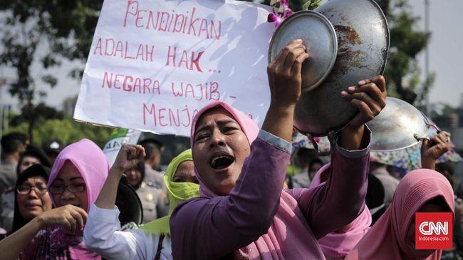 Emak-emak Militan Akan Demo di KPU Hari Ini