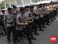 Polri Antisipasi Terorisme Saat Natal-Tahun Baru di 3 Pulau