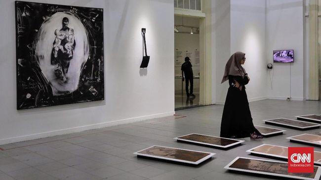 Koleksi seni dari lima Istana Kepresidenan, yaitu di Jakarta, Bogor, Cipanas, Yogyakarta, dan Tampak Siring, akan dipamerkan di Galeri Nasional.