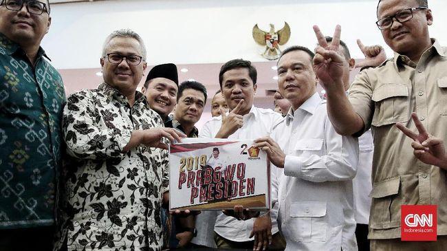 Soal Hoaks Bpn Duga Ketua Relawan Prabowo Terlalu Semangat