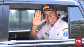 Anies Minta Anak Buah Minta Maaf soal JJ Rizal di Tim Monas