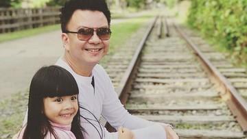 Cerita Mantan Suami Denada tentang Penyakit Anaknya