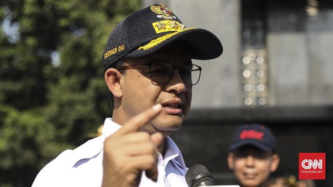 Gubernur DKI Anies Baswedan telah menerbitkan pergub dan kepgub yang mengatur kegiatan strategis daerah selama lima tahun kepemimpinannya.