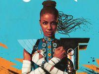 Shuri 'black Panther' Berganti Kostum Di Komik Solo