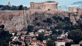 Yunani Diterpa Gelombang Panas Hingga 40 Derajat Celcius