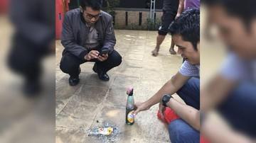 Rumah Politikus PKS Mardani Ali Sera Diteror Bom Molotov