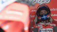 Permalink to Dovizioso Khawatirkan Jarak dengan Yamaha