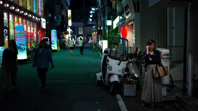 Ekonomi Jepang terperosok ke level minus 7,9 persen pada kuartal II 2020. Pertumbuhan tersebut merupakan yang terburuk sejak 1980.