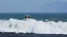 KM Bandar Nelayan Angkut 26 Awak Kecelakaan di Samudra Hindia