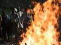 FOTO: Membakar Raga Menuju Nirwana di Tepi Gangga