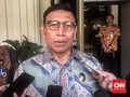 Wiranto Tegaskan Bakal Tindak Pengibar Bintang Kejora