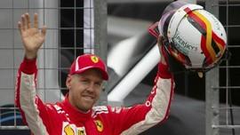 FOTO: Sebastian Vettel Dominasi Kualifikasi GP Jerman