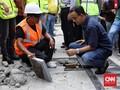 Anies Klaim Proyek Sudirman-Thamrin Rampung Akhir Juli