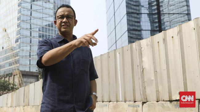 Gubernur DKI Anies Baswedan menyebut pengelolaan RPTRA Kalijodo tumpah tindih karena banyak instansi terkait yang saling beririsan.