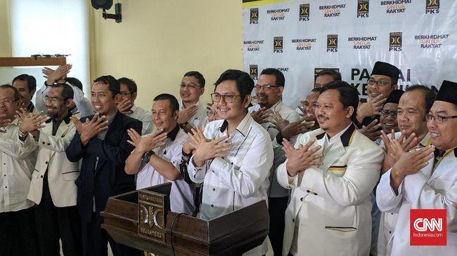 Ancaman PKS Matikan Mesin Partai Demi Posisi Wagub DKI