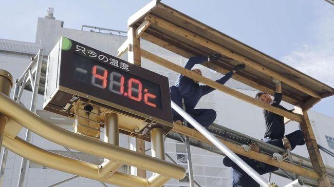 Suhu Jepang Capai 41,1 Derajat Celsius, 77 Orang Tewas