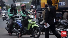 DPR Dukung Larangan Ojol Angkut Penumpang saat New Normal