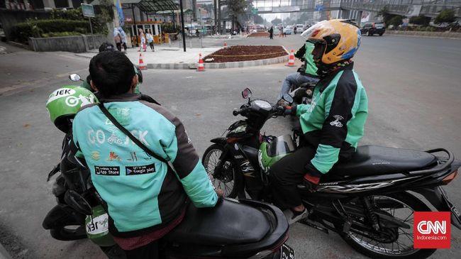 Sindikat Order Fiktif Ojek Online Diciduk Polisi