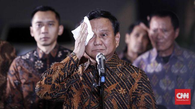 'Pembelotan' Kader Demokrat Cermin Keraguan terhadap Prabowo