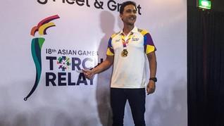 Hamish Daud Berharap Surfing Masuk Asian Games