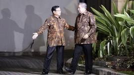 SBY dan Prabowo Matangkan Arah Koalisi Malam Ini