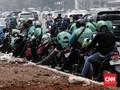 Grab dan Gojek Jamin Pengemudi Terlindung Asuransi Usai Demo