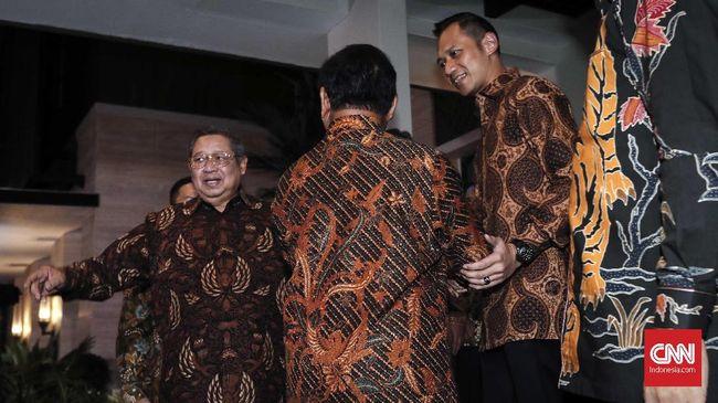 Ketum Demokrat SBY menegaskan jika koalisi harus dibangun di dalam iklim yang baik, muncul saling menghormati dan saling percaya.