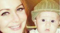 <p>Throwback saat Gabriel masih bayi nih, Bun. Imut banget sih kamu, Nak. (Foto: Instagram/ @gabyspanictv)</p>