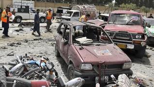 Bom Motor Meledak di Pakistan Tewaskan 5 Orang