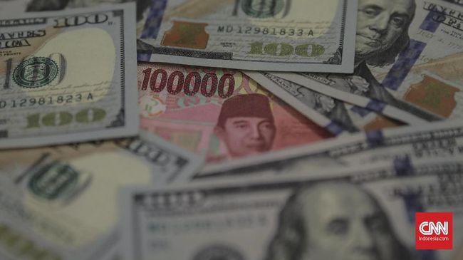 Nilai tukar rupiah berada di posisi Rp14.188 per dolar AS pada perdagangan Senin (5/8) pagi, melemah tipis 0,02 persen dibanding penutupan sebelumnya.