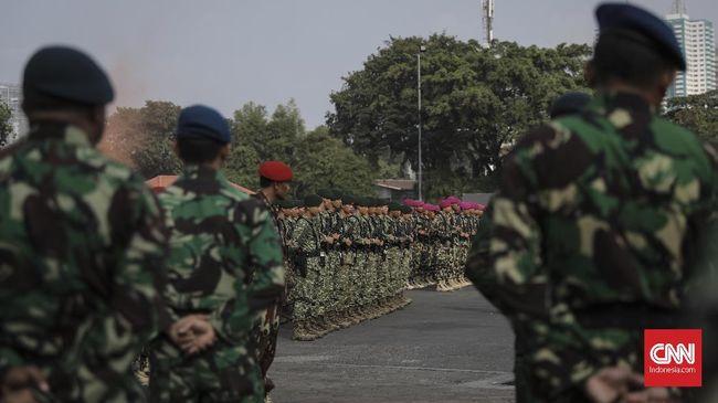 Pasukan khusus TNI untuk memburu pelaku pembantaian satu keluarga di Poso, Sulteng, sudah diberangkatkan.
