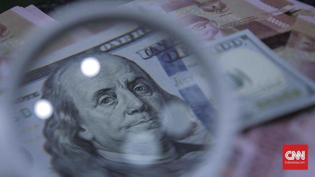 Rupiah menguat 1,29 persen ke Rp16.200 per dolar AS pada Selasa (7/4) terangkat rilis surat utang global pemerintah.