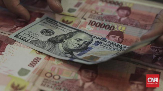 Nilai tukar rupiah tercatat Rp14.118 per dolar AS pada perdagangan Senin (8/7). Posisi dolar AS menguat terhadap rupiah dibandingkan akhir pekan lalu, Rp14.082.