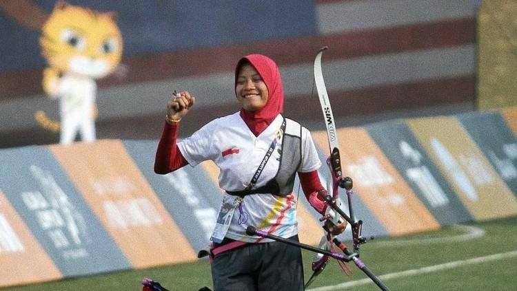 Diananda Choirunisa melaju ke final Asian Games 2018. Dari sosoknya, ada banyak hal yang bisa jadi inspirasi anak lho, Bun.