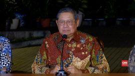VIDEO: Cerita SBY Terganjal Gabung Koalisi Jokowi