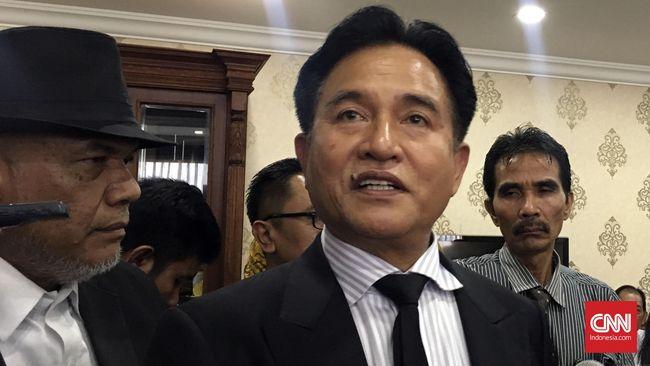 Langkah Yusril bergabung ke kubu Jokowi-Ma'ruf dinilai sebagai siasat Yusril untuk mendongkrak perolehan suara PBB di pemilu 2019.
