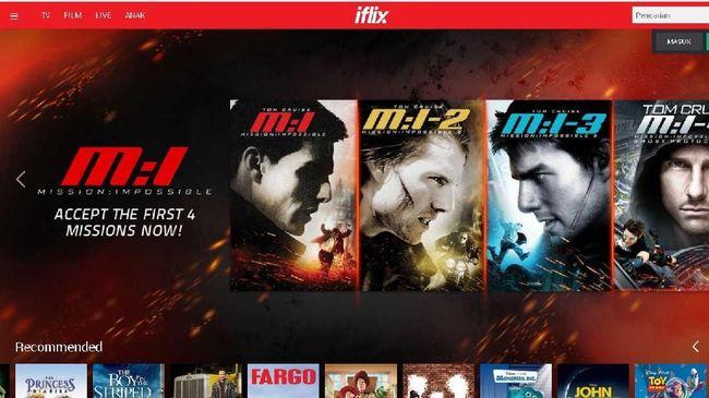 Visinema Pictures melayangkan somasi kepada layanan video on demand Iflix karena tidak memenuhi pembayaran lisensi lebih dari Rp9 miliar.