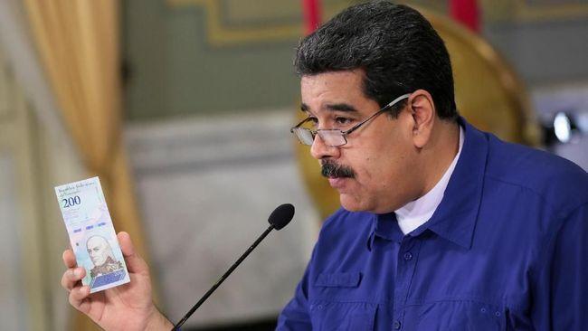Maduro Klaim Venezuela Siap Perang, Beri Nasihat Guaido
