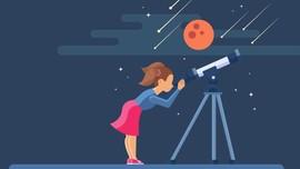 Peralatan Wajib Berburu Gerhana Bulan Total