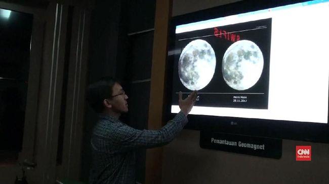Jika tak bisa menyaksikan gerhana bulan malam ini, Bosscha menyediakan channel untuk menyaksikan siaran langsung peristiwa gerhana bulan pada 28 Juli dini hari.