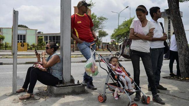 Krisis ekonomi membuat layanan kesehatan dan obat-obatan di Venezuela tidak memadai untuk menghindari penularan virus corona.