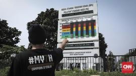 Kualitas Udara Jakarta Membaik Usai Listrik Padam