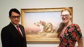 100 Karya Maestro Indonesia Dipamerkan di Museum Seni Jerman