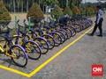 Susul Bandung, DKI akan Uji Coba Layanan 'Bike Sharing'