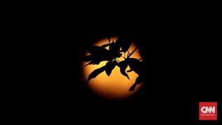 Folklor Gerhana Bulan dari Bali, Cinta Raksasa yang Tertolak