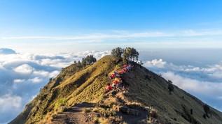 Taman Nasional Gunung Rinjani Buka 8 Destinasi Nonpendakian