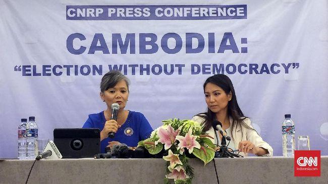 Kemlu RI akhirnya buka suara terkait protes Kamboja karena membiarkan tokoh oposisi dan buronan politik, Mu Sochua, menggelar pertemuan pers di Jakarta.