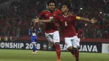 David Maulana Debut, Pomorac Kalah 0-2 dari Crikvenica